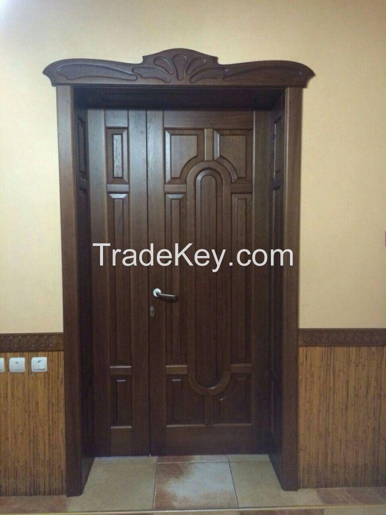 100% Oak Doors