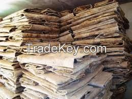 Dry Donkey Hides And Skin Available For Sale