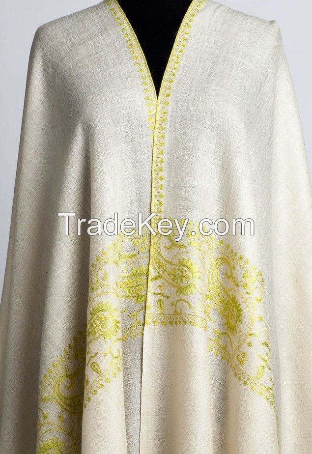 Pashmina Embroidered Stoles