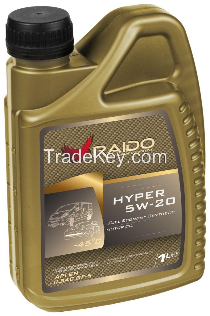 Raido Hyper 5W-20