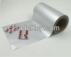 Plain Aluminum Blister Foil From China
