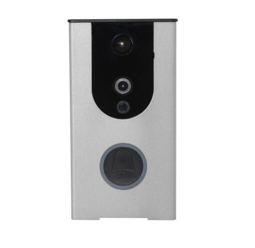 new intelligent wifi doorbell camera built in battery support 6 months