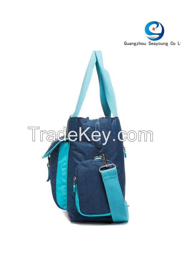 High Quality Fashion Ladies bags Nylon Single Shoulder Bag Latest Design Ladies Handbag Cross Body Bag Factory Price
