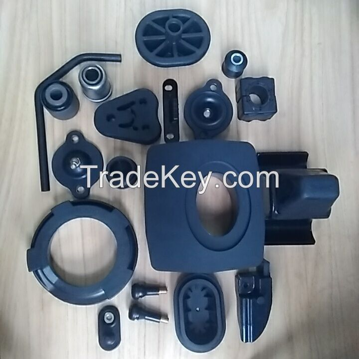Molded Rubber Parts, Components, Manufacturer