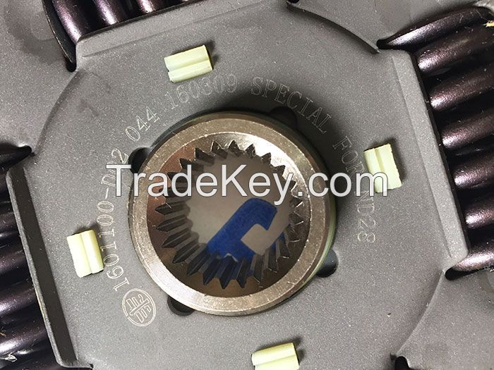 China Clutch Disc 1601100-D02 Special for SiHuan ND28