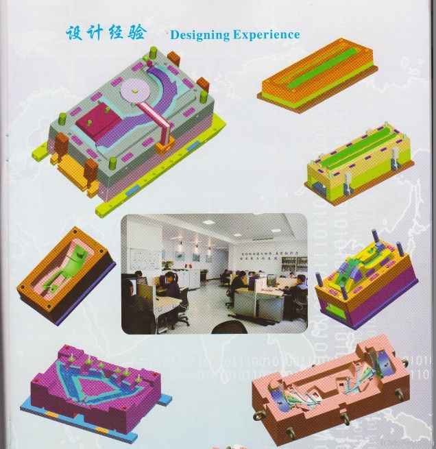 car decorative mould