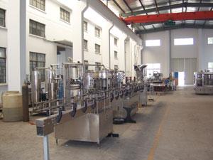 Water Filling Bottling Machine