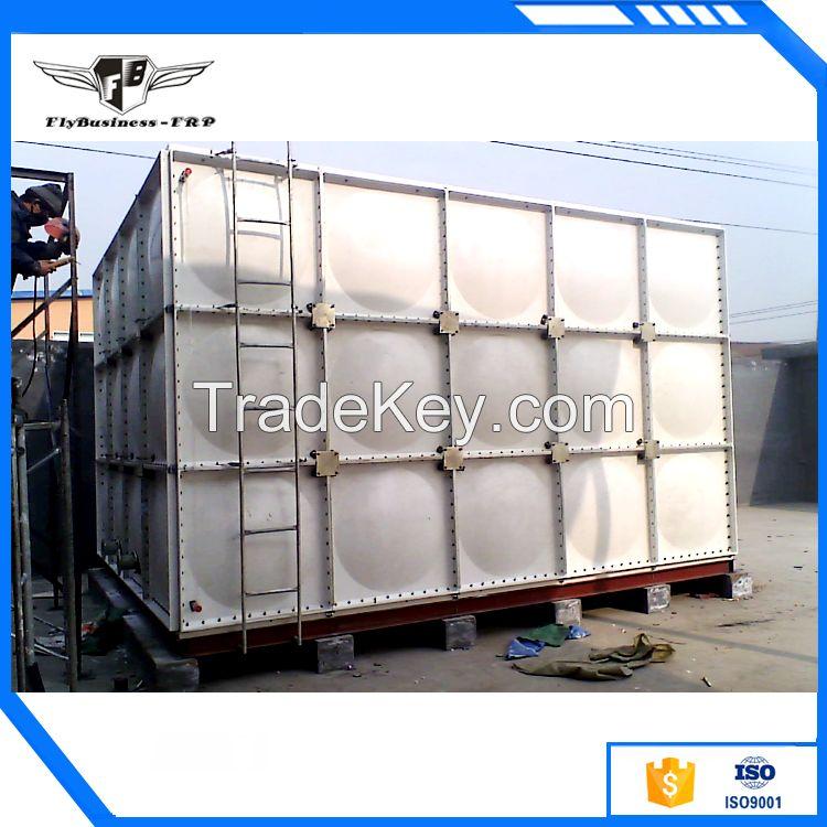 fiberglass water tank