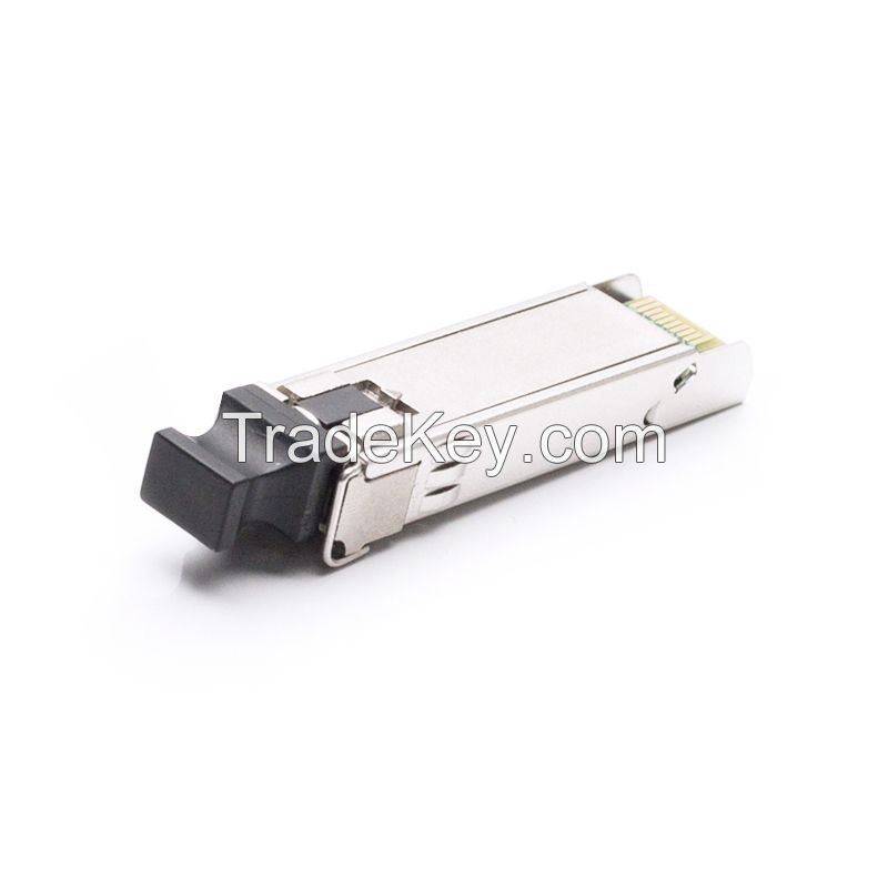 Compatible 1.25GBASE SFP 1310nm 10km Transceiver