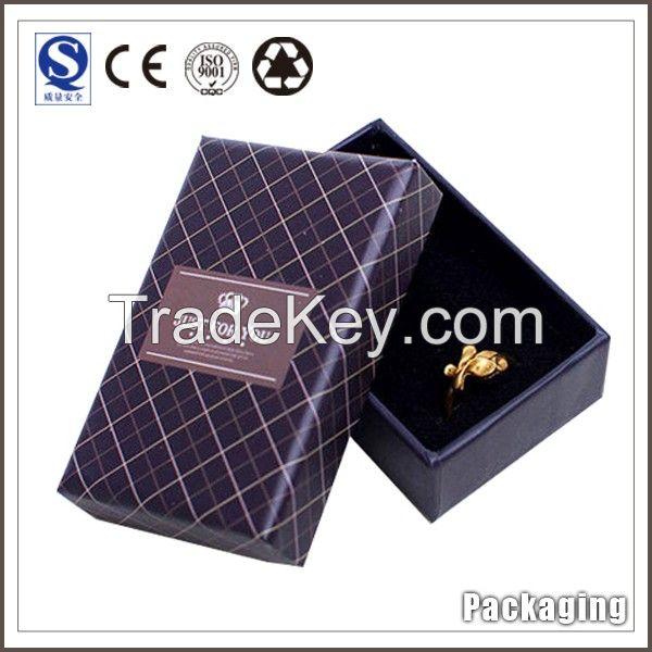 Custom made jewelry magnetic gift box