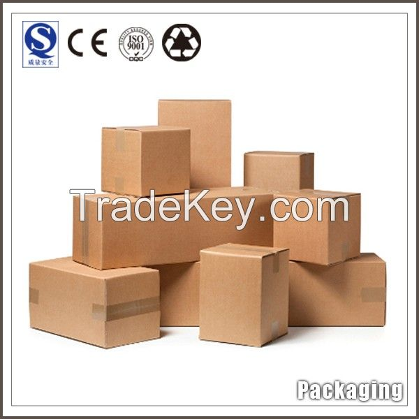 Customized recycled corrugated printed packaging boxes