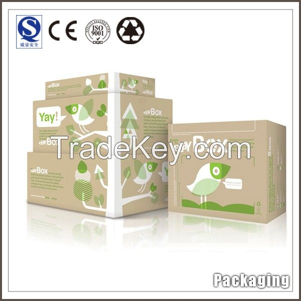 Customized printed food packaging cardboard boxes