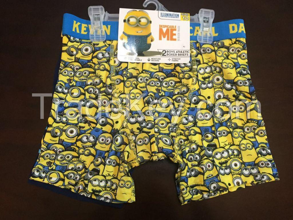 Boy fashion underwear brief