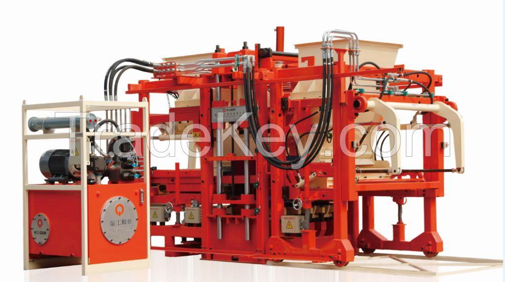 T10 automatic block machine