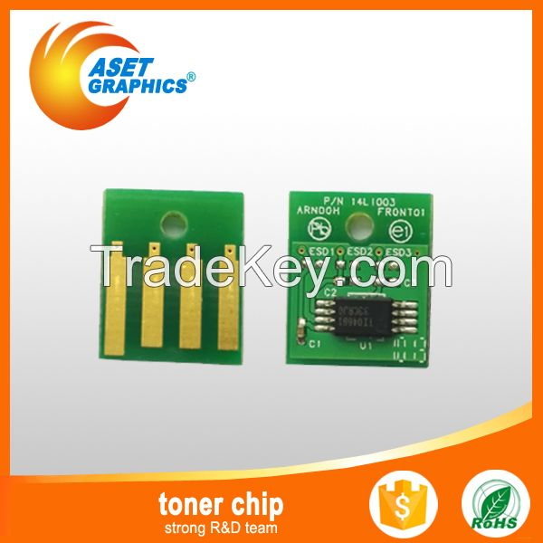 toner cartridge chip for lexmark MS30 410 510 with factory directly price