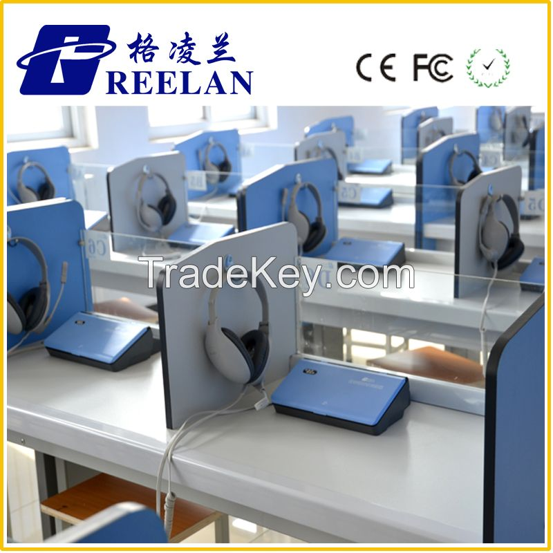 Wholesale Digital Language Laboratory Equipment System Broadcast System Teaching Machine