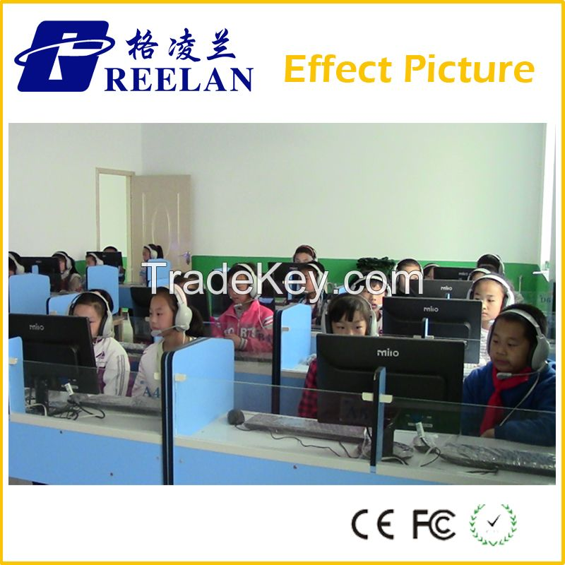 Supplier Educational Digital Language Laboratory System Speech Practice GD5110BV for College and University