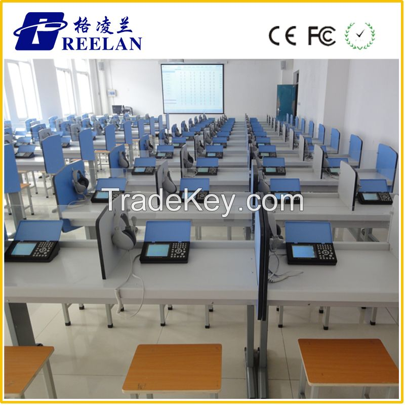 New Digital Language Lab Equipment Software with Voice Recoder Broadcasting Examination Test GV2110B
