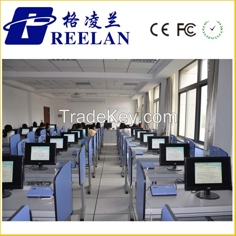 Best Selling Language Lab Laboratory Equipment System with Headphone for Students Study