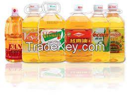 Edible Oils & Vegetable Oils