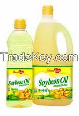 Soybean Oil, Sunflower Oil, Soybean Oil (Non-GMO)