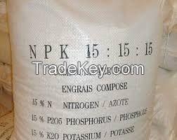 Nutrient Fertilizer,NPK Complex 15-15-15