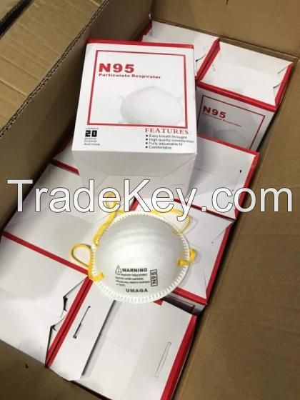 3m N95 Surgical Mask / 3ply Surgical Face Mask / FFP1, FFP2, FFP3