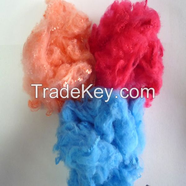 High tenacity 1.4D polyester staple fiber manufacturers for spinning with good price