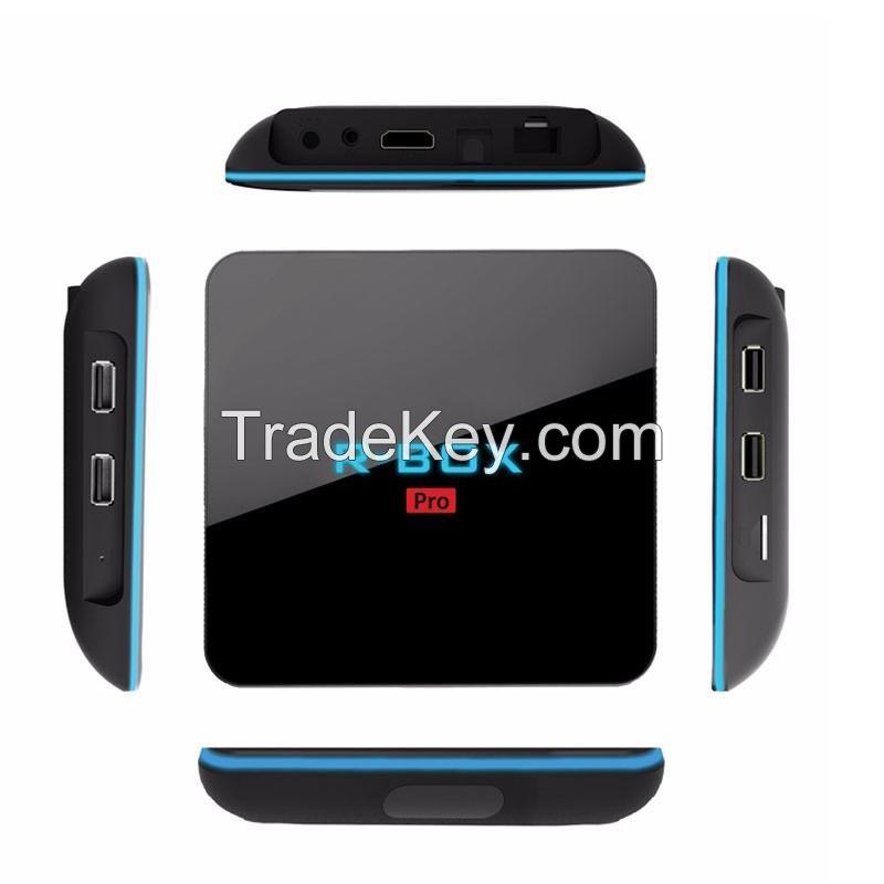 R-BOX Pro RBOX Pro Amlogic S912 Octa Core 2G/16G Android 6.0 4K TV BOX 2.4G+5G WIFI Bluetooth 1000M LAN DLNA Miracast