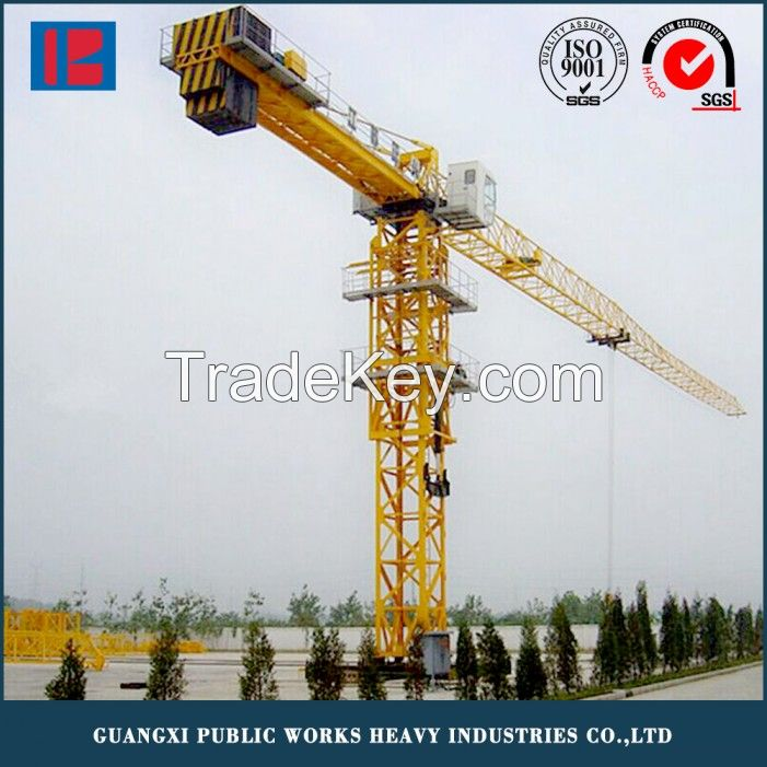 Qtz80 (6012) Construction Tower Crane