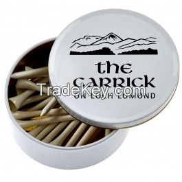 E148 Tee Tin - Promotional Products