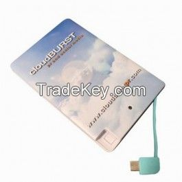 Credit Card Powerbank - Promotional Products