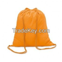 Drawstring Bag In Cotton - Promotional Products