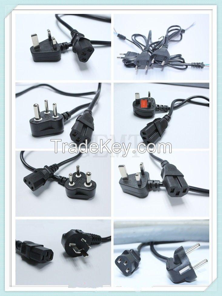 ved inset ac power cord 220v-250v