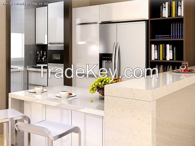 Kitchen Design and Wardrobe - Kitchen Lighting