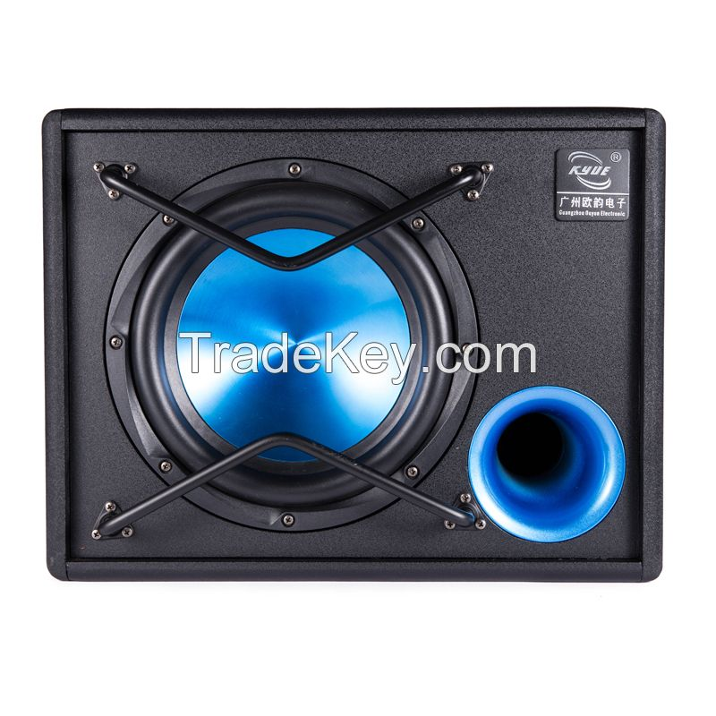 Recommended And High Performance Subwoofer With Foam Edge Car Speakers