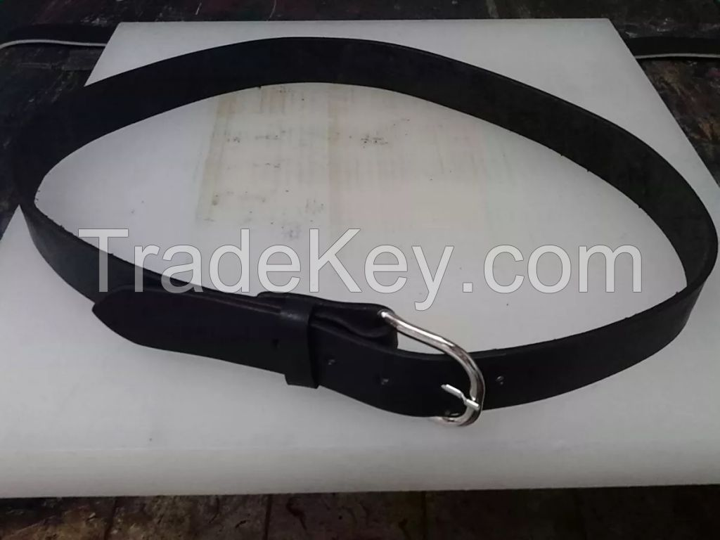 Genuine leather high quality belts