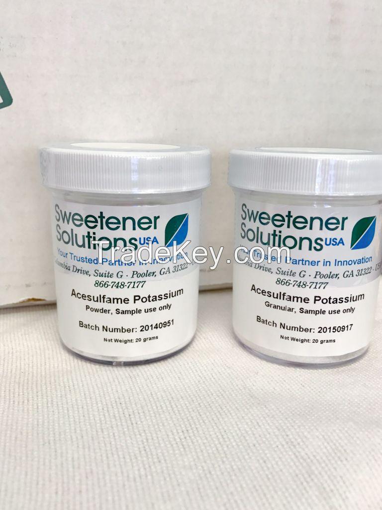 Acesulfame Potassium (Ace-K)