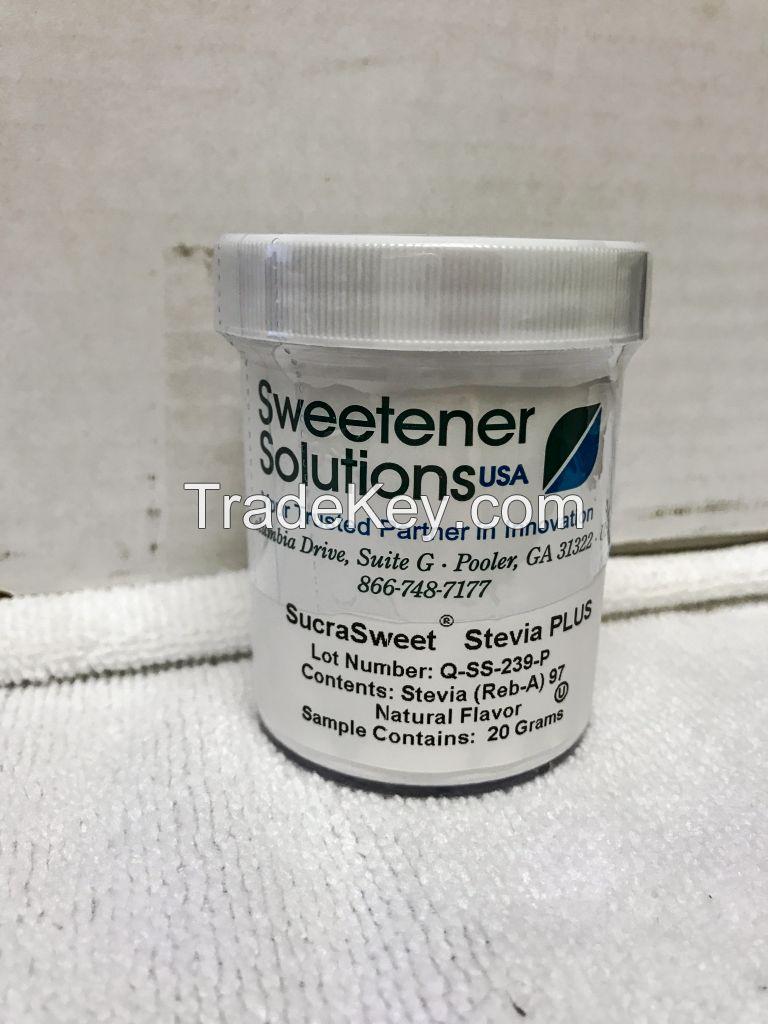 SucraSweet Stevia Plus