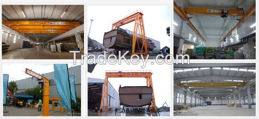 Hoist, Travelling Crane, Single girder EOT Crane
