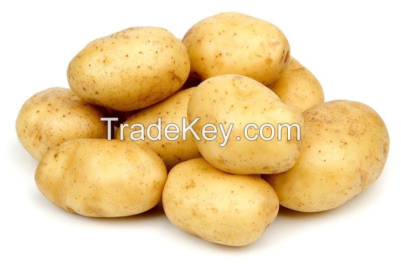 Firm Fresh Potatos