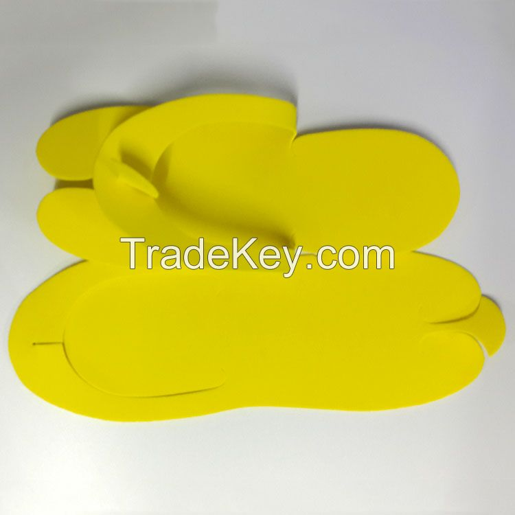 Disposable slippers for shower,hotel slippers