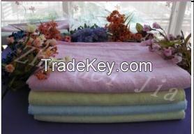bamboo cottom towel