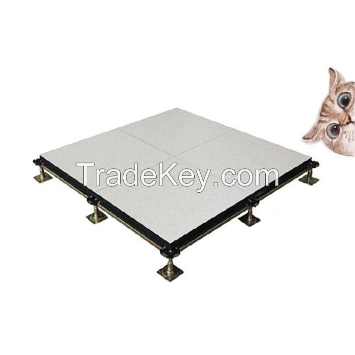 Antistatic Wood Core Access Floor