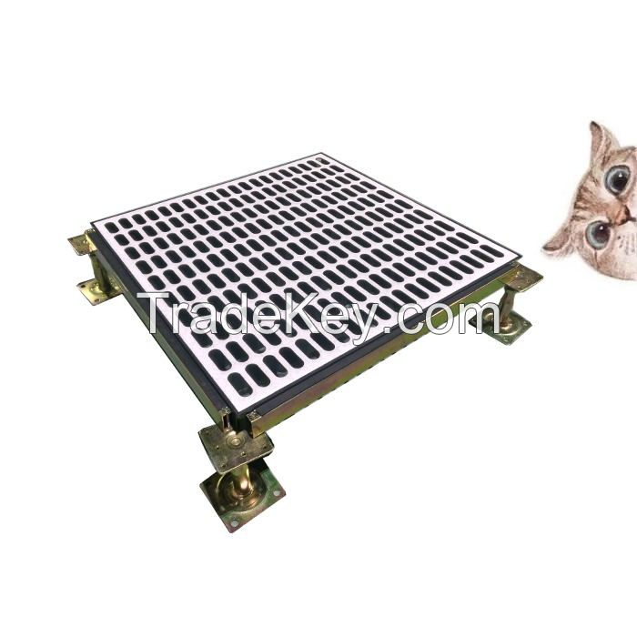 Steel Grating Perforated Panel
