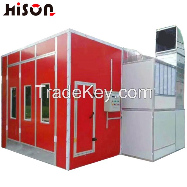 CE approved Car spray booth paint booth paint cabinet