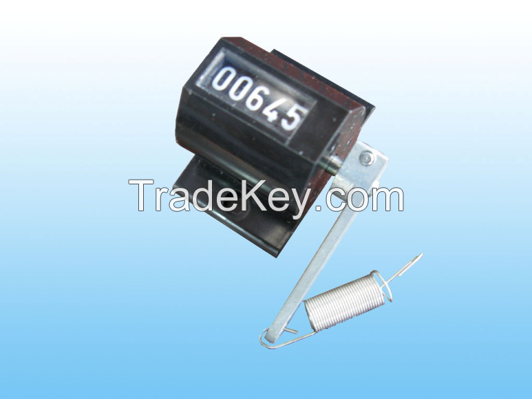 Mechanical Pulling totalizer/counter
