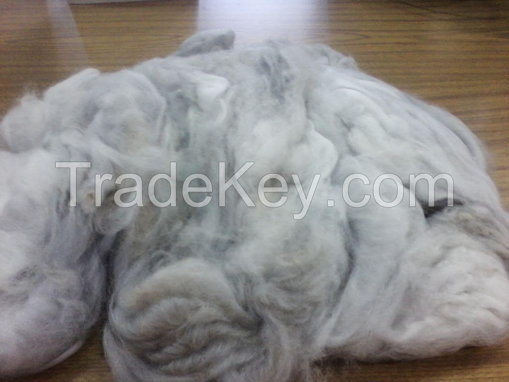 English Angora Rabbit Fur