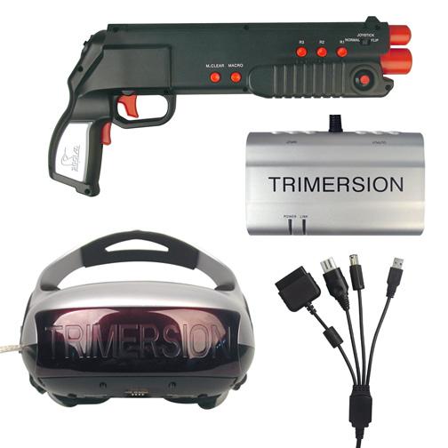 Trimersion
