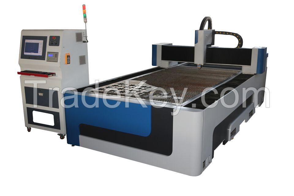 Fiber Laser metal-cutting machine 750W 1325